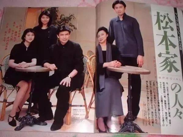 1977年,松隆子出身於著名的歌舞伎世家