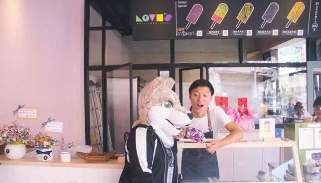 「Lovi's巷弄手工雪糕鋪」創始人陳冠勳
